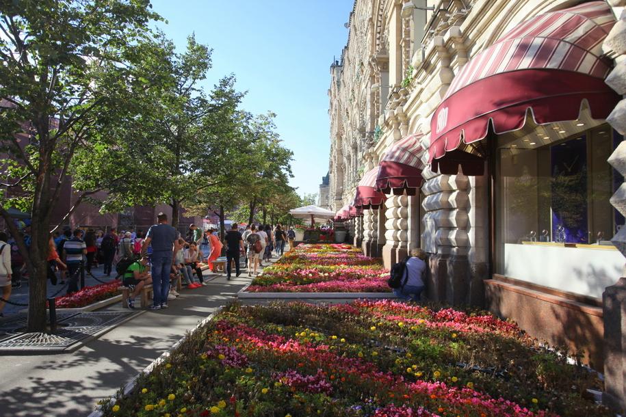 Как преображается Москва в рамках программы «Моя улица»