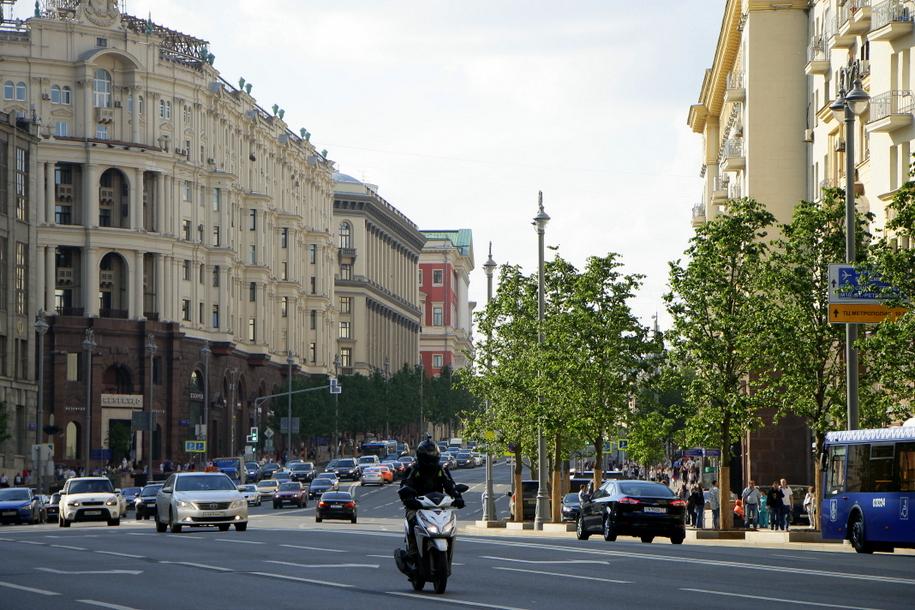 С 21 мая по 30 июня в Москве проведут бесплатные экскурсии по историческим районам