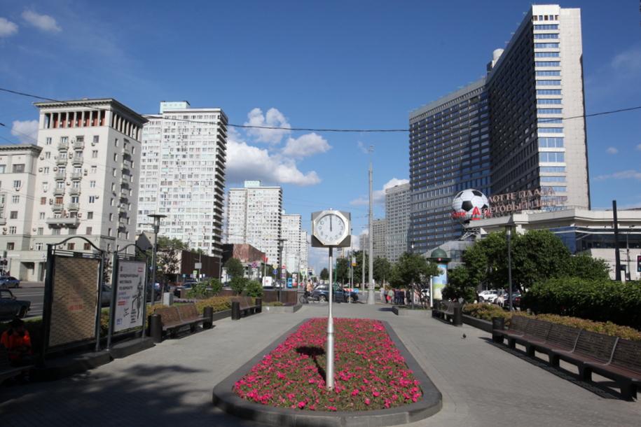 В воскресенье в столице сохранится сухая и тёплая погода