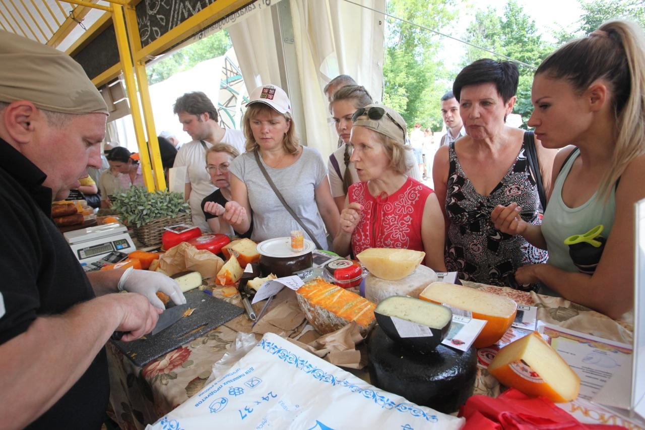 В Москве пройдет выставка Агропродмаш-2017