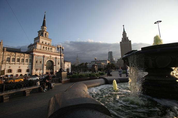 Как Рязанский вокзал стал Казанским
