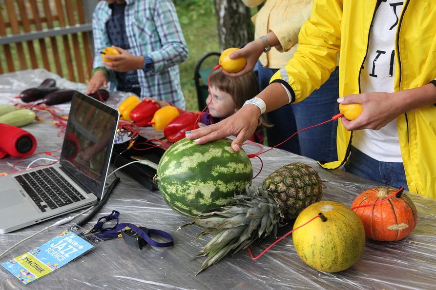 Проверка овощей и фруктов на экологичность