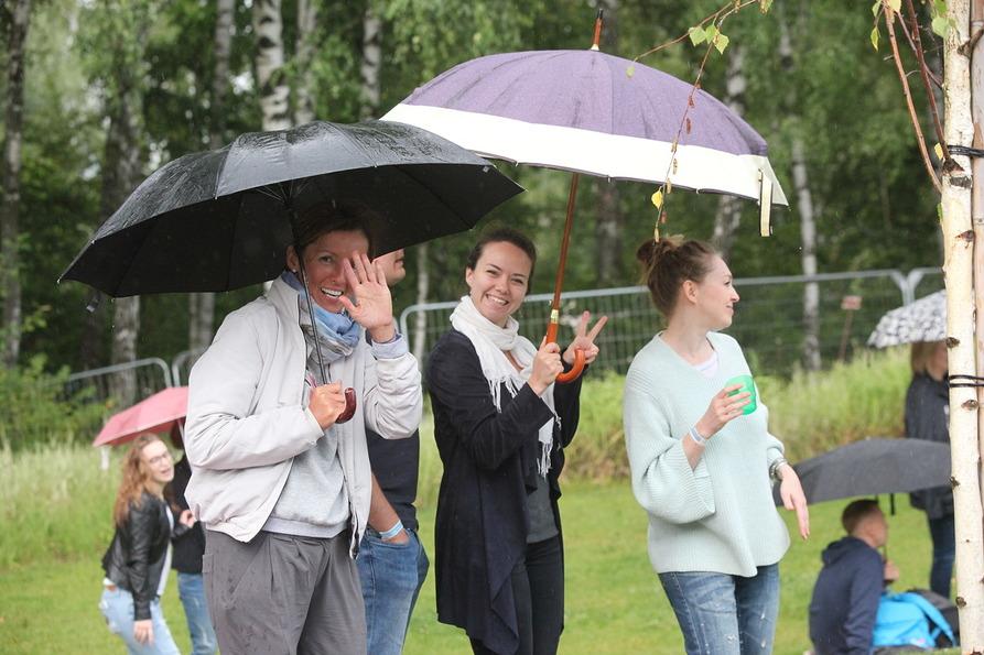 Сегодня москвичей ожидает осенняя погода