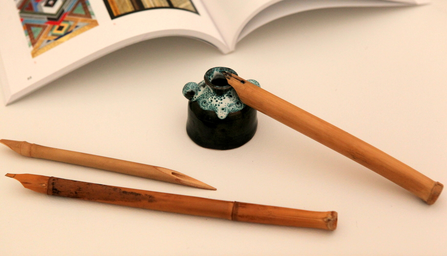 Международная выставка каллиграфии в Сокольниках