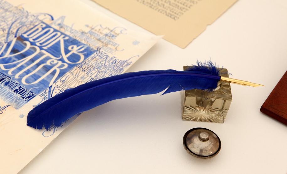 В Сокольниках пройдет выставка каллиграфии