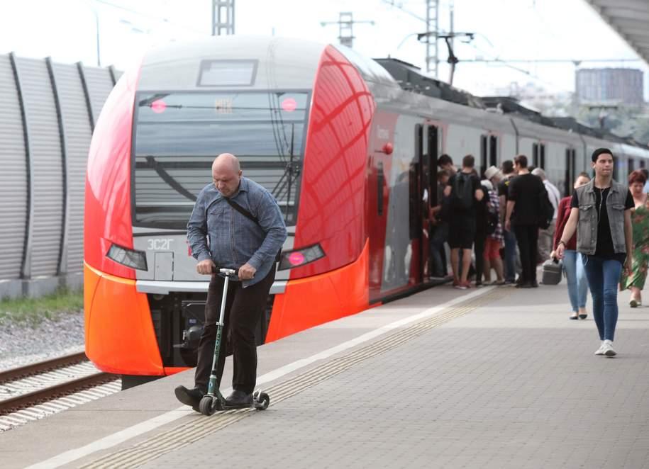 Число пассажиров МЦК 26 сентября побило рекорд