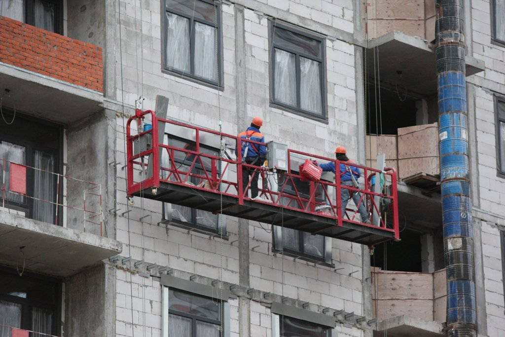 12 жилых домов построено в Москве за счет бюджета в этом году