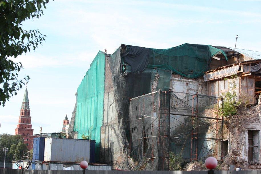 Площадь пожара на 1-й Дубровской улице составила 40 кв. метров