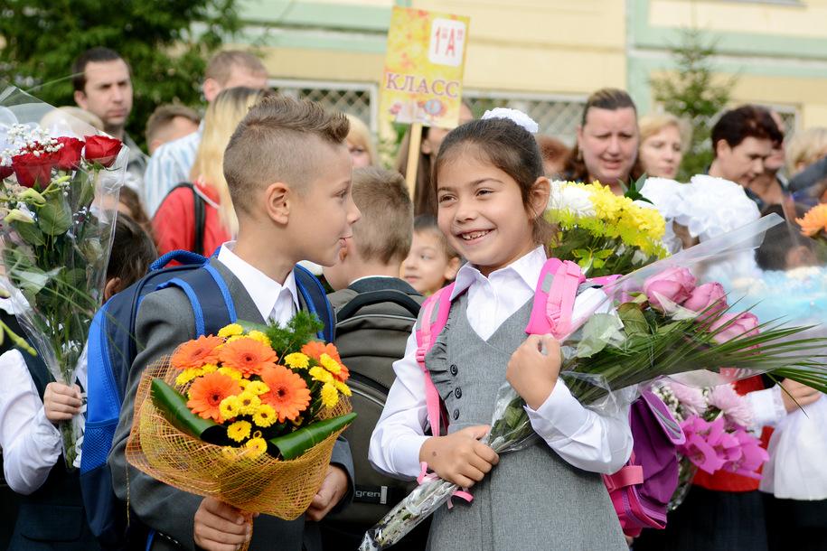 Флористы оценили стоимость букета к 1 сентября
