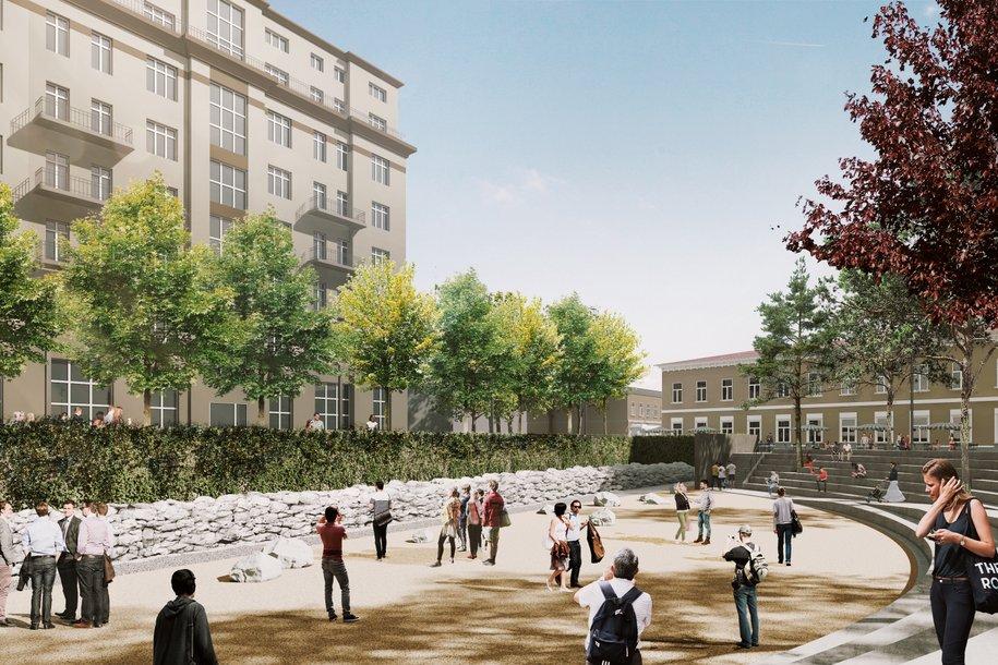 Культурное преображение Хохловской площади