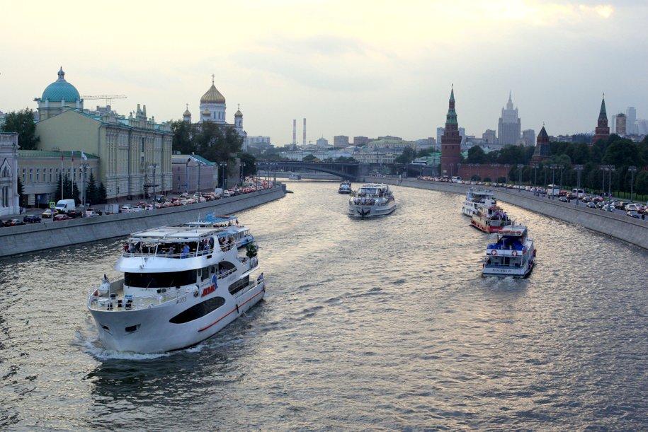 Завтра в столице пройдет парусный фестиваль