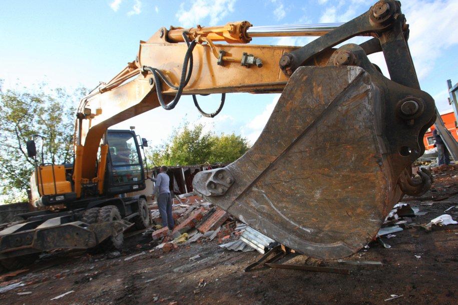 Москву накроет пятой волной сноса самостроев