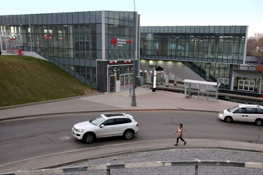 Пять новых магистралей подвели к станциям МЦК