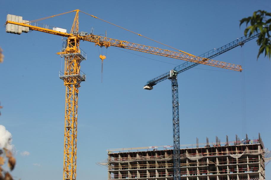 Семь отелей достроят в столице до конца года