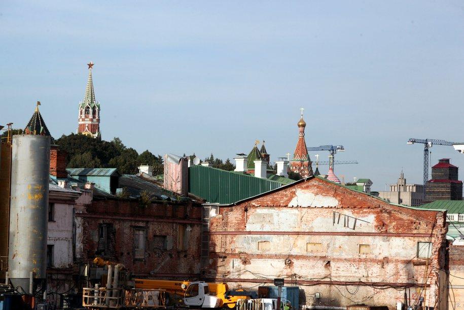 Утверждён порядок внесения изменений в правила землепользования и застройки города Москвы