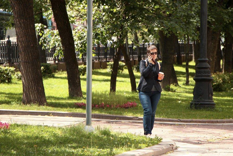 В Москве появятся 15 новых скверов и бульваров