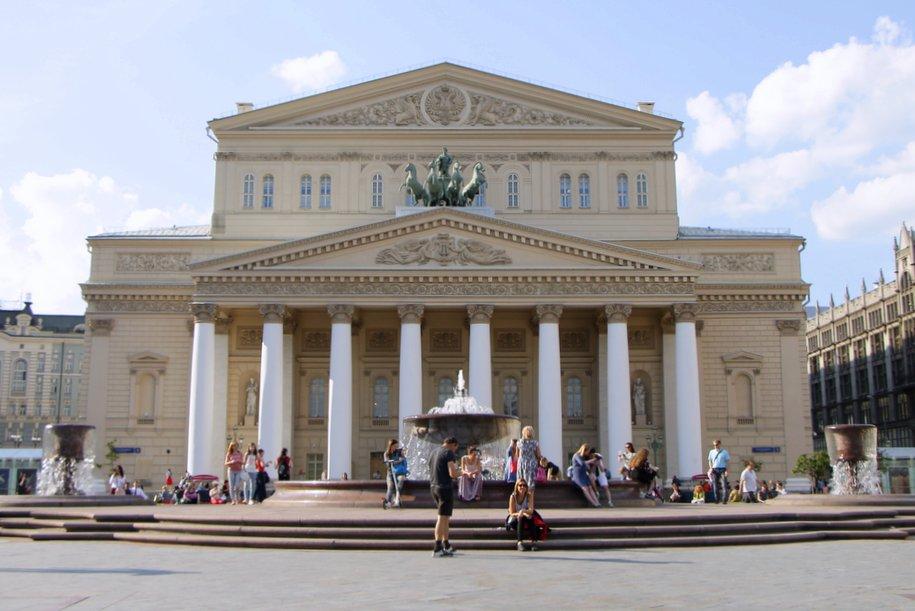 Новый сезон стартовал в московских театрах