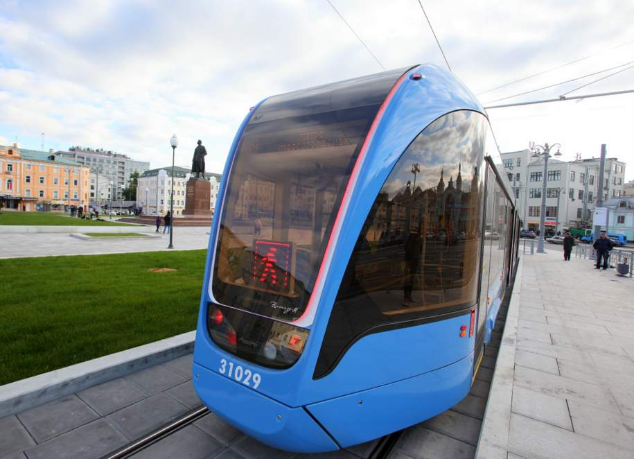 С 12 мая четыре трамвайных маршрута станут бестурникетными
