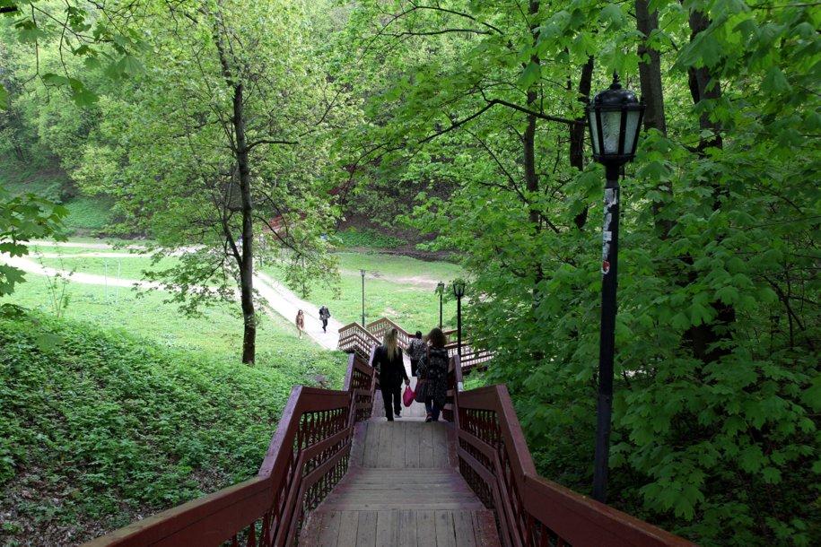 Краудсорсинг-проект «Мой парк» стартует в Москве