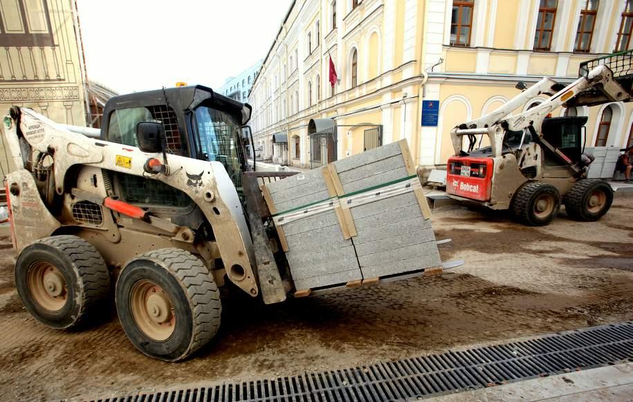 Движение в центре и на севере Москвы будет ограничено