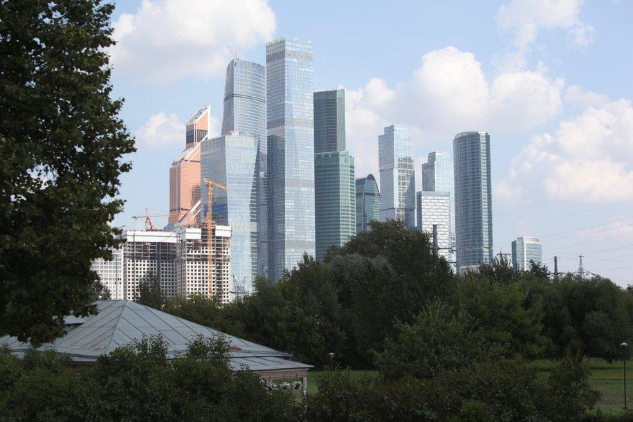Cмотровая площадка появится в «Москва-Сити»