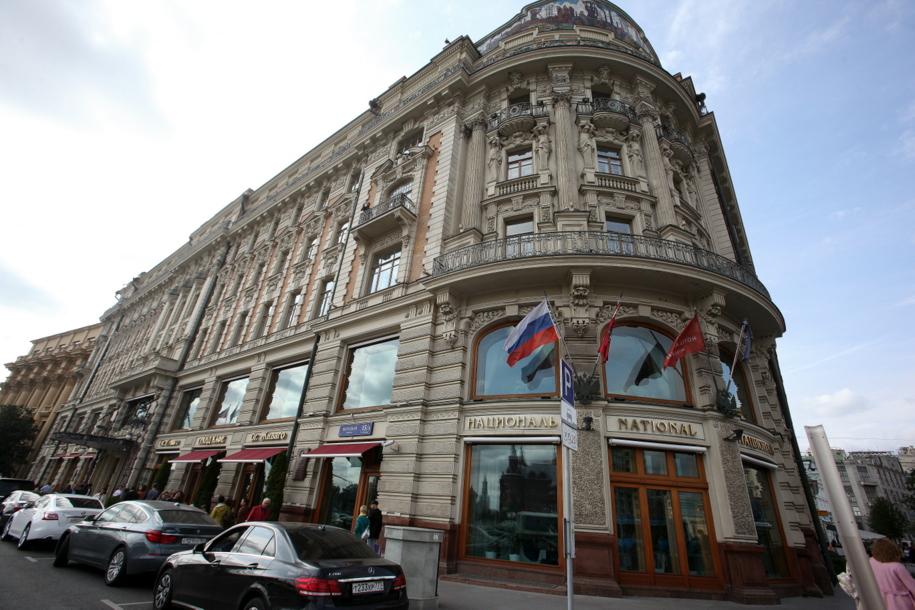 Гостиница «Националь» как уникальный памятник архитектуры