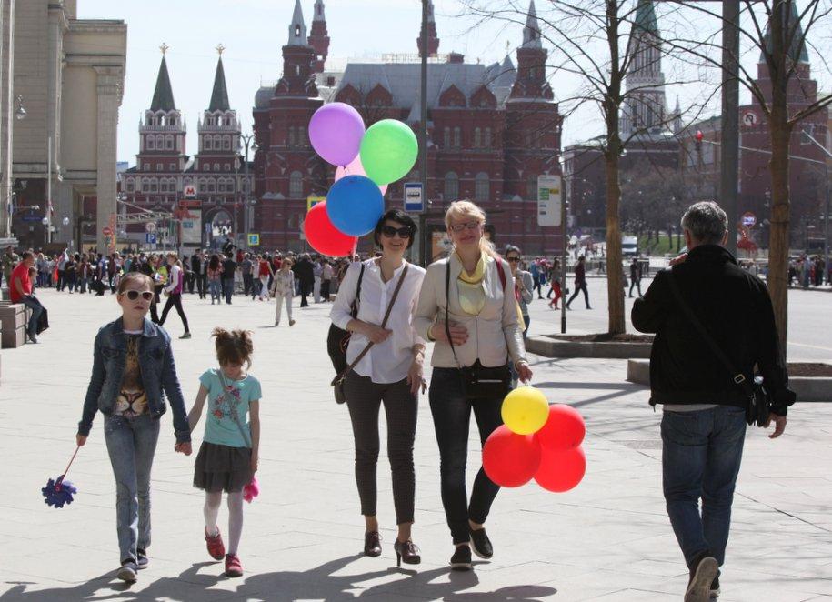 Благотворительному фонду Натальи Водяновой передали два здания в центре Москвы