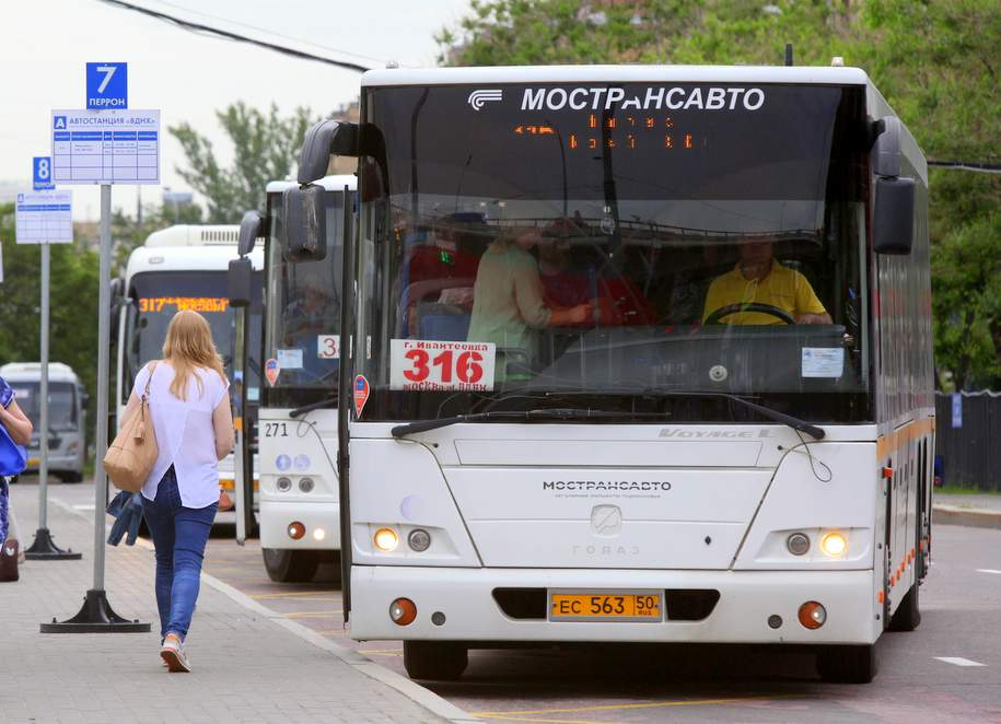 Столицу и Подмосковье соединят 16 новых маршрутов