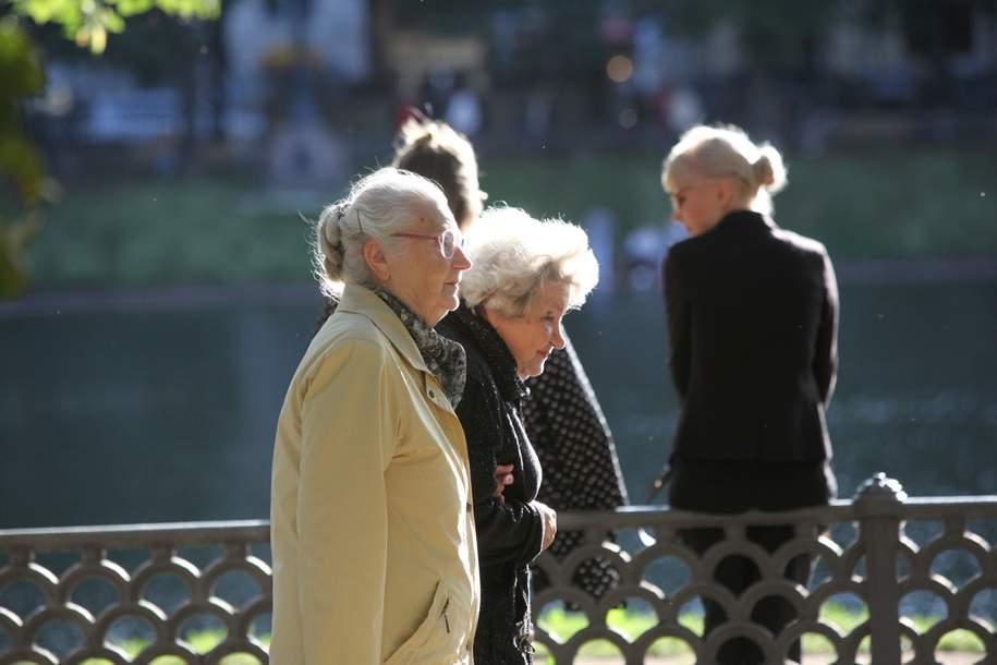 День пенсионеров пройдет 1 октября в Москве