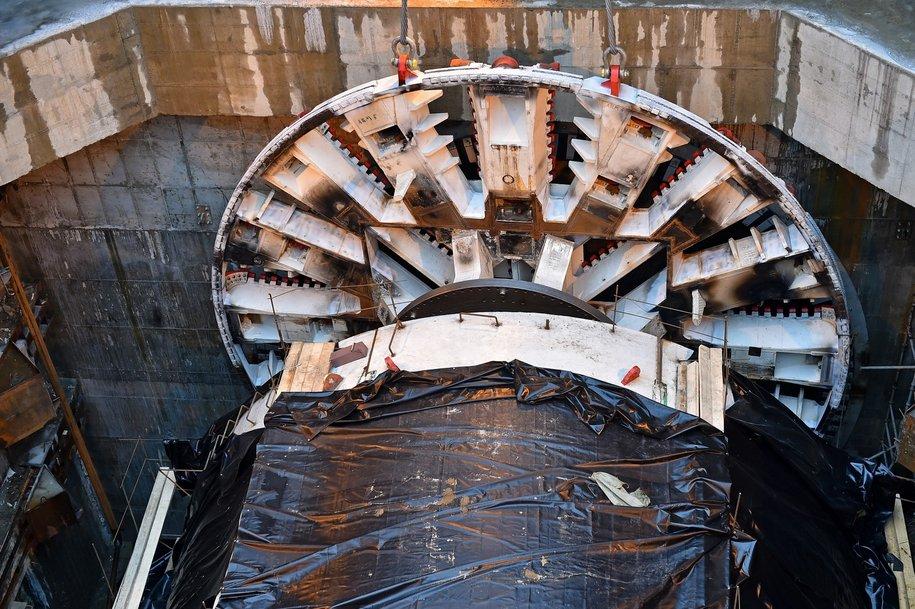 В столице планируется запустить восемь дополнительных тоннелепроходческих комплексов для возведения метро