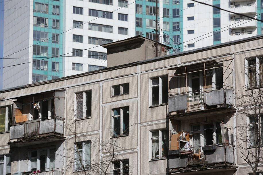 В ходе бытовой ссоры на юге Москвы мужчина ударил ножом своего оппонента