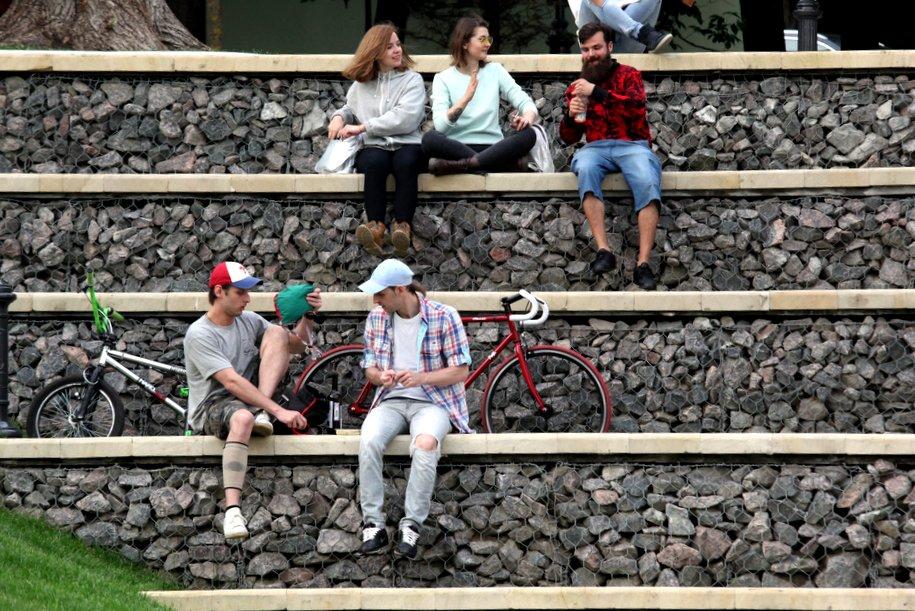 Наюго-западе столицы открылся новый парк— Зеленая зона