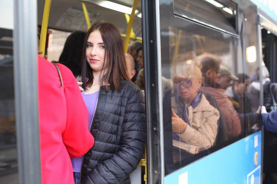 Пассажиров автобусов будут мониторить для поиска безбилетников
