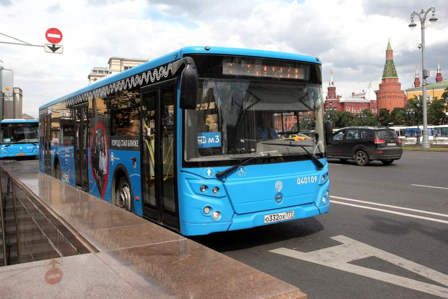 В связи с проведением матча Россия — Турция на «ВЭБ Арене» изменятся автобусные маршруты