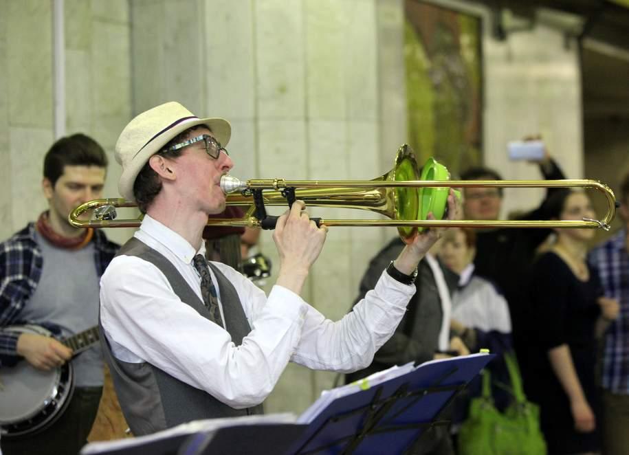 Юбилей джаза отпразднуют в метро