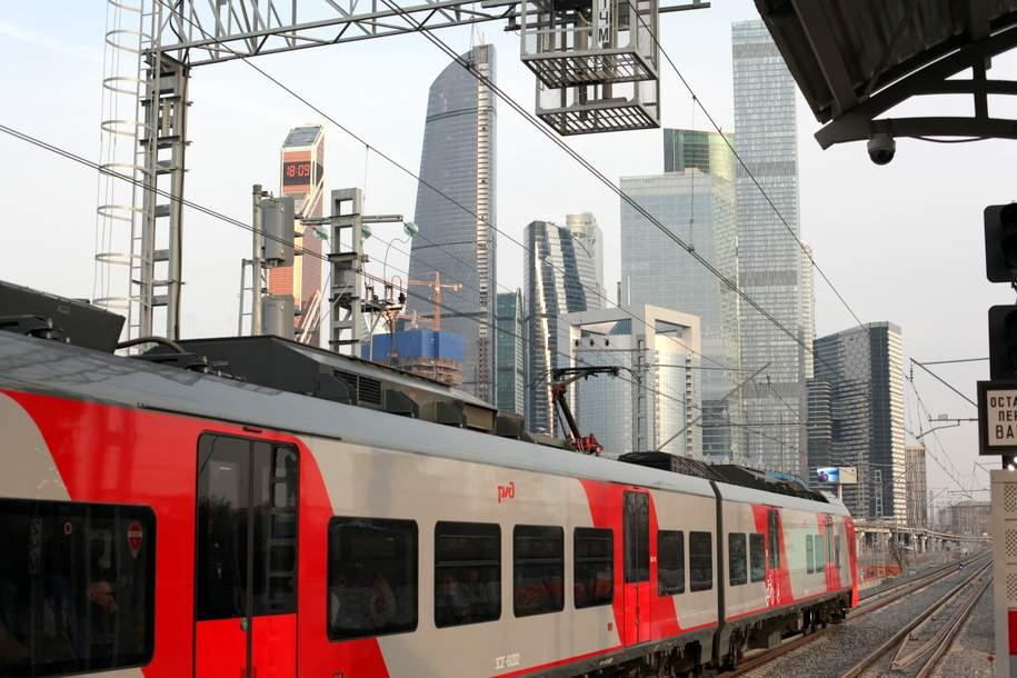 Движение поездов на Белорусском направлении МЖД восстановлено