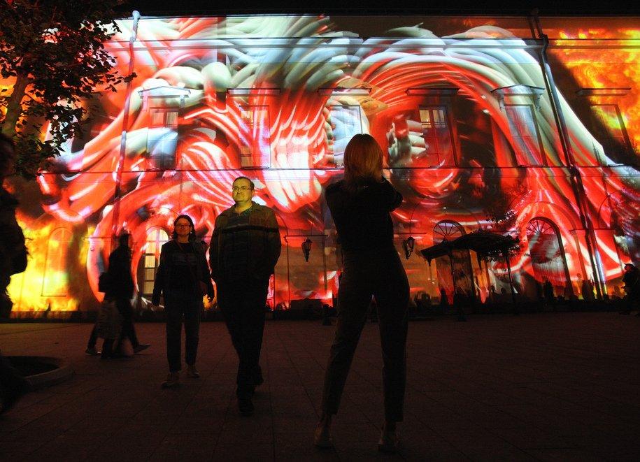 Светотехническое шоу «Лучший город земли» пройдет завтра в Москве