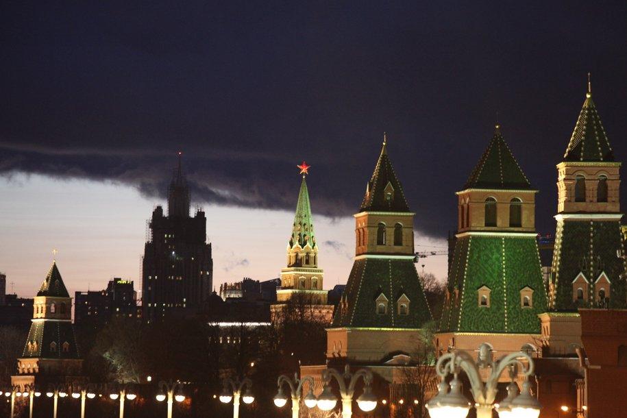 Полярное сияние может появиться над Москвой