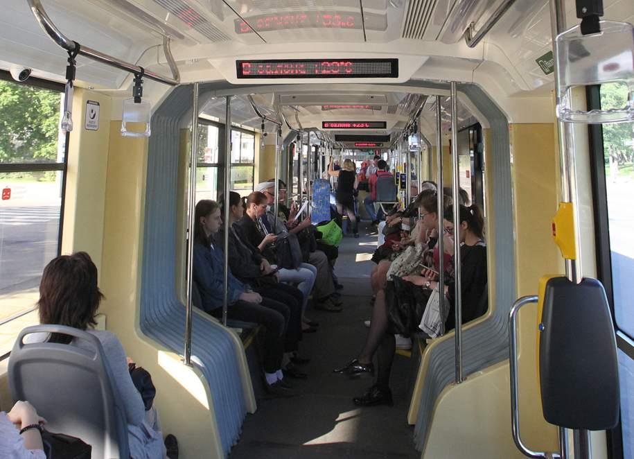 Все трамваи в Москве с 16 июня будут работать без турникетов — Собянин