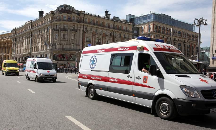 Из ЦДМ эвакуируют людей из-за угрозы взрыва