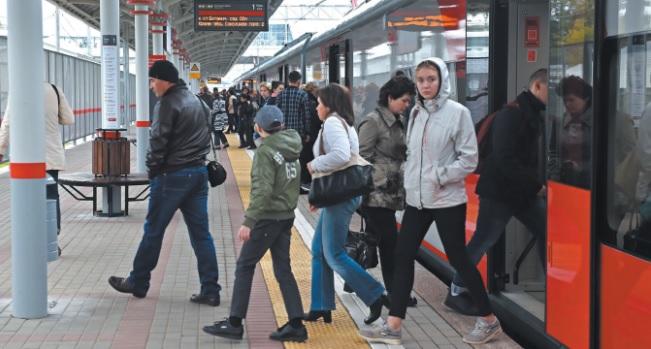 МЦК установило новый рекорд по перевозке пассажиров