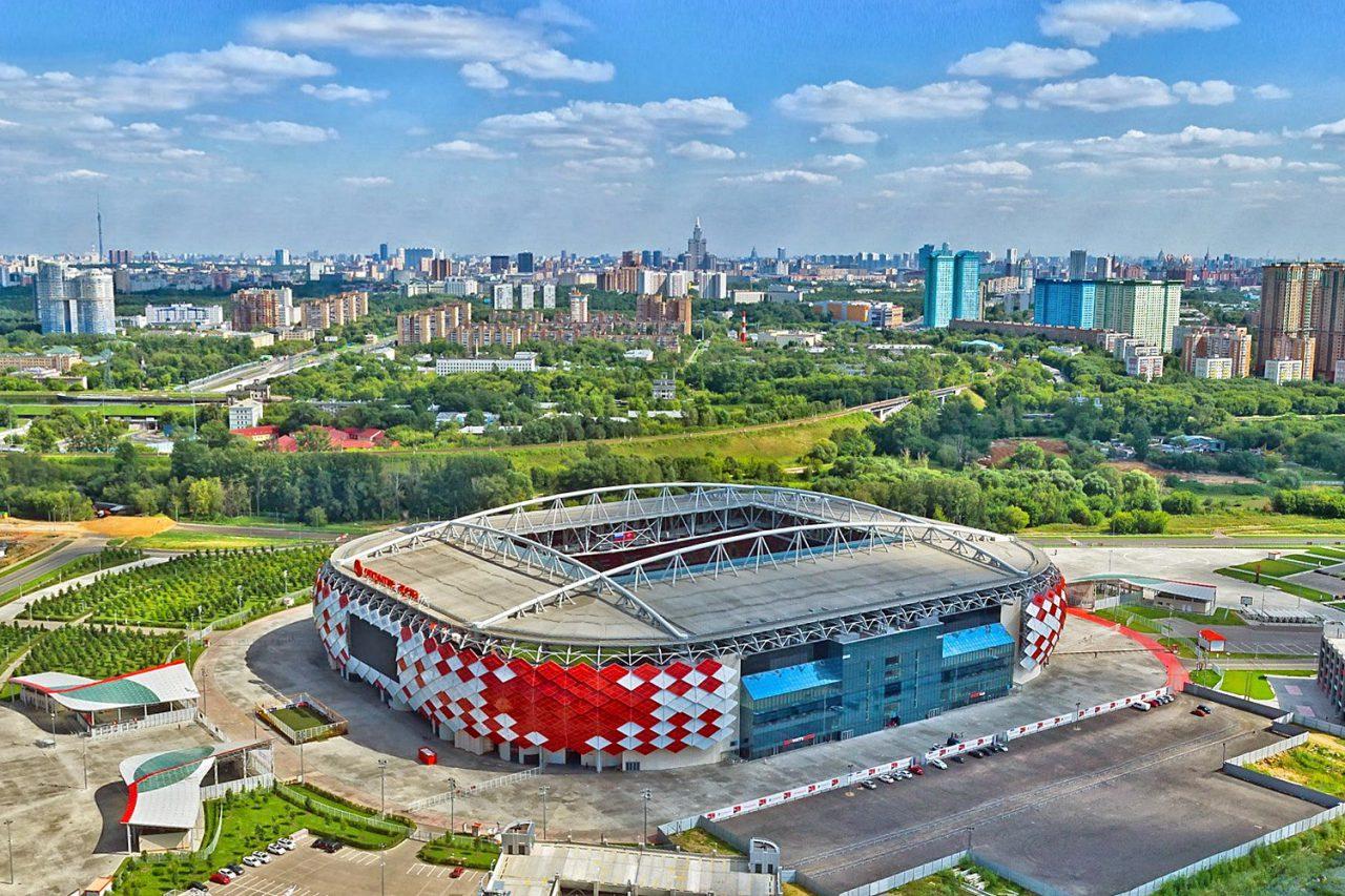 В Москву возвращается большой футбол