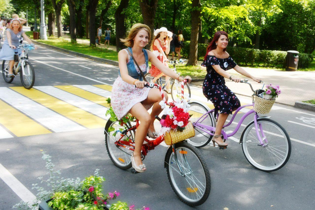 В Москве перекроют Садовое кольцо на время велопарада 20 мая