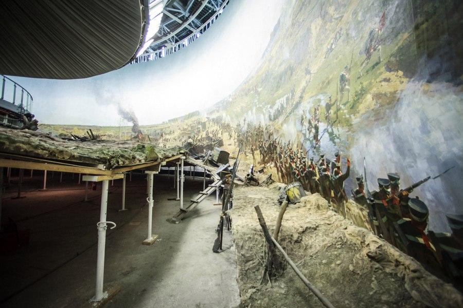 Музей-панораму «Бородинская битва» впервом месяце зимы закроют наремонт