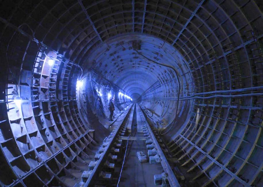 Новые станции «желтой» линии метро откроют в марте
