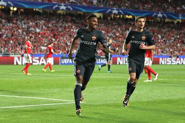 Московские клубы удачно стартовали в еврокубках