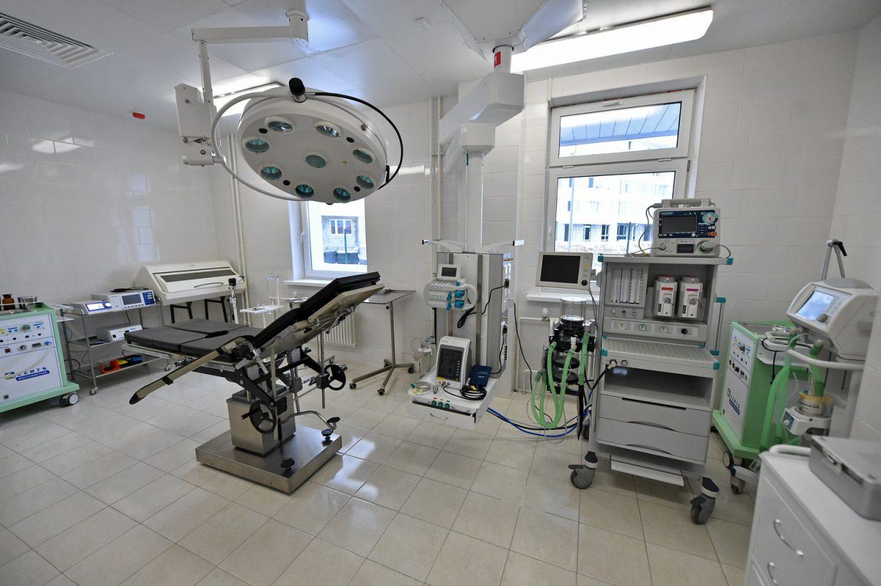 В Замосворечье построят новую поликлинику