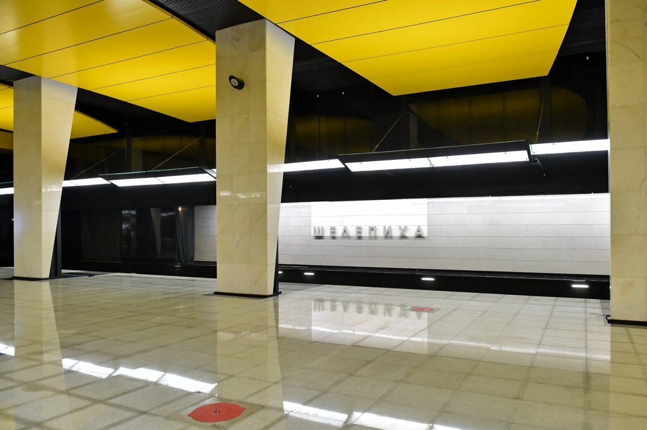 Второе кольцо метро: построен первый участок