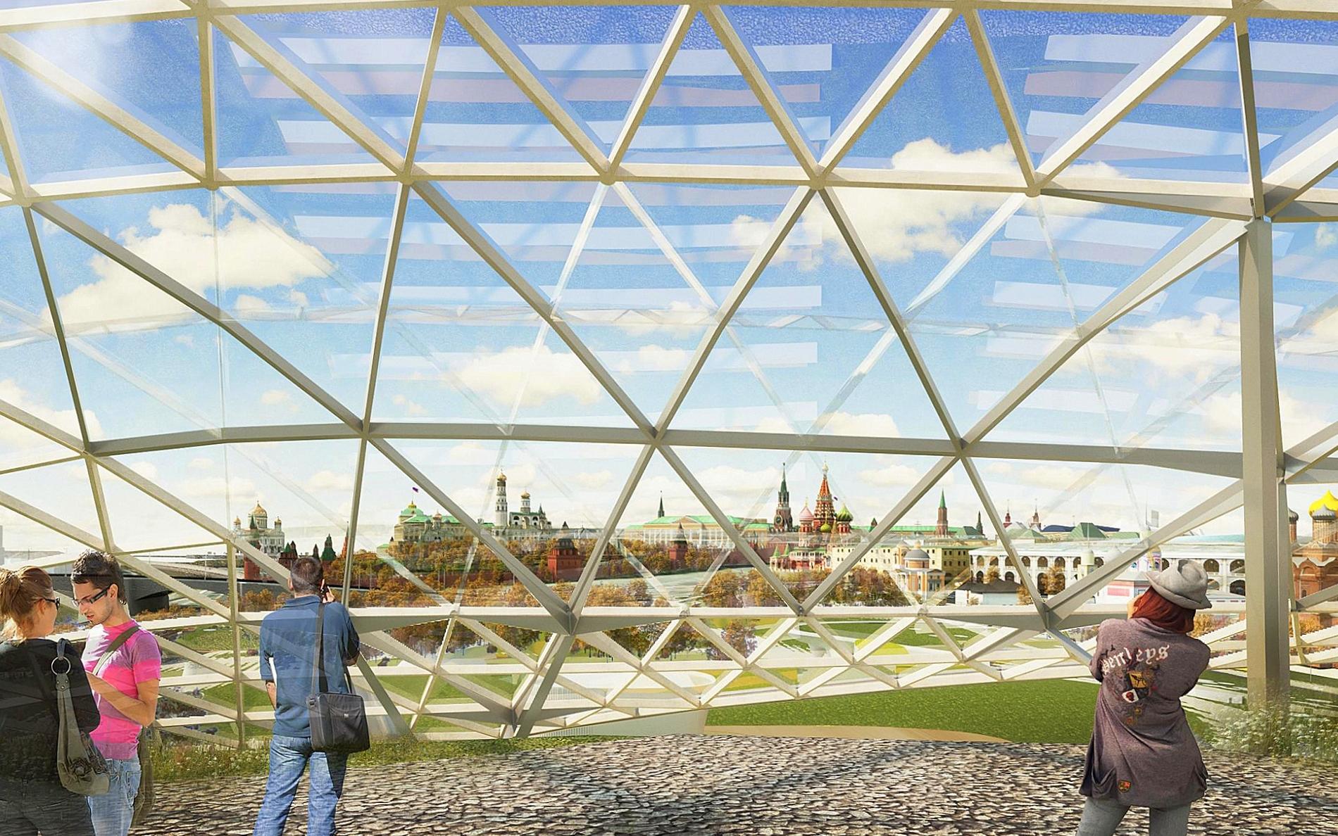 Зарядье: как устроен главный парк Москвы