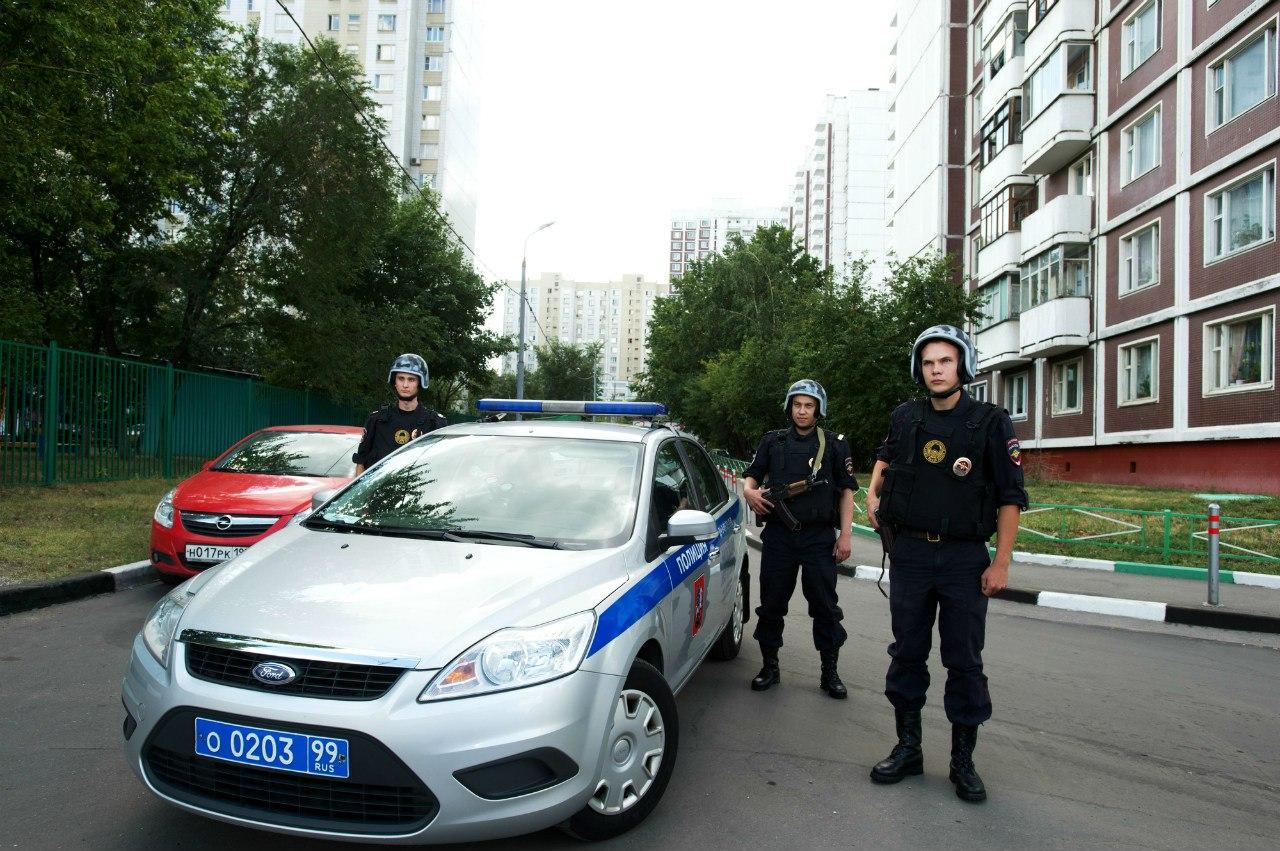 Полиция задержала оппозиционера Навального